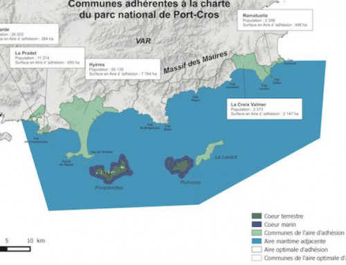 Élargissement du Part National de Port Cros